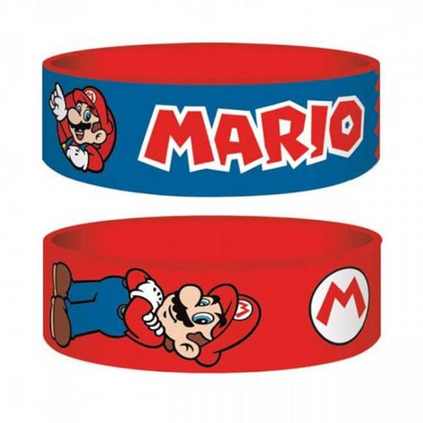 Nintendo Super Mario Gummi Armband