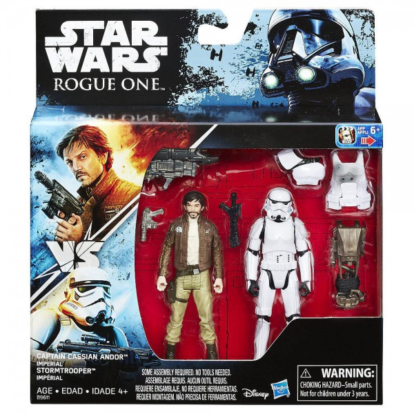 Star Wars Rogue One Actionfiguren Doppelpack 2016 Exclusive 10 cm