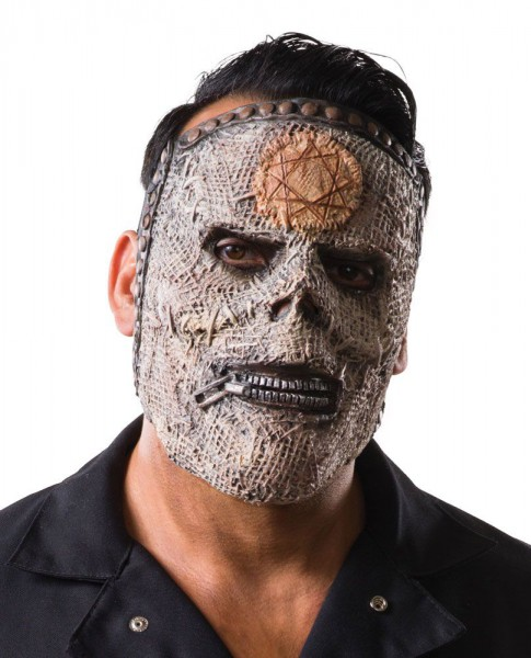 Slipknot Vinyl-Maske Bass Face