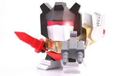 Transformers Action Vinyl Figur Grimlock 14 cm