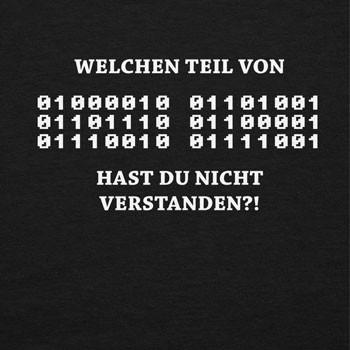 Binäres Verständnis