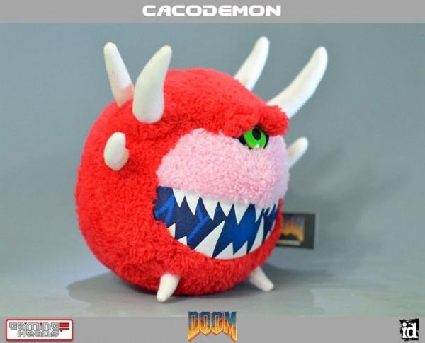 Doom Plüschfigur Cacodemon 15 cm