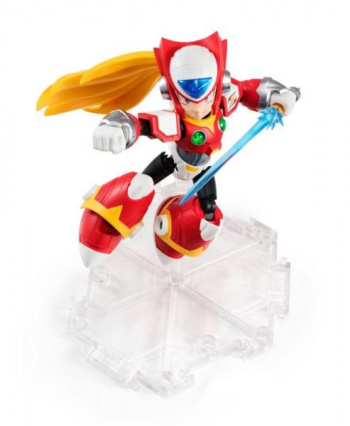 Mega Man X NXEDGE STYLE Actionfigur Zero 10 cm