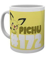 Pokemon Tasse Pichu
