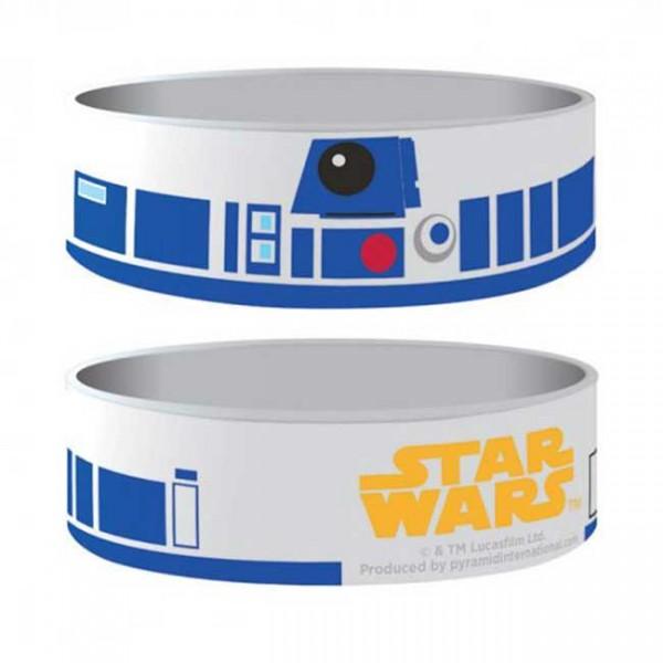 Star Wars R2-D2 Gummi Armband
