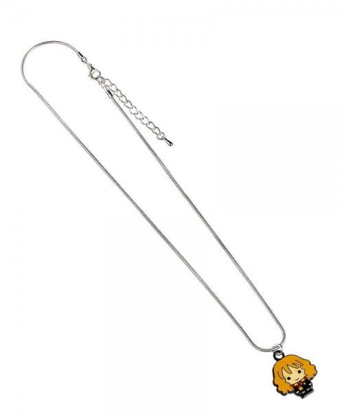 Harry Potter Cutie Collection Halskette & Anhänger Hermine Granger (versilbert)