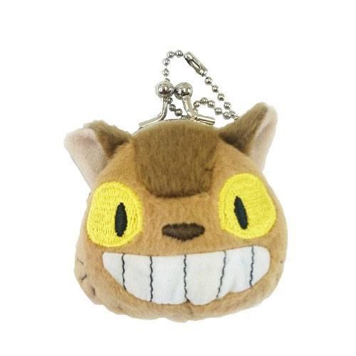 Mein Nachbar Totoro Mini Plüsch-Geldbeutel Buskatze 8 cm