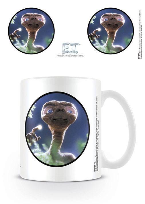E.T. Der Außerirdische Tasse Glowing