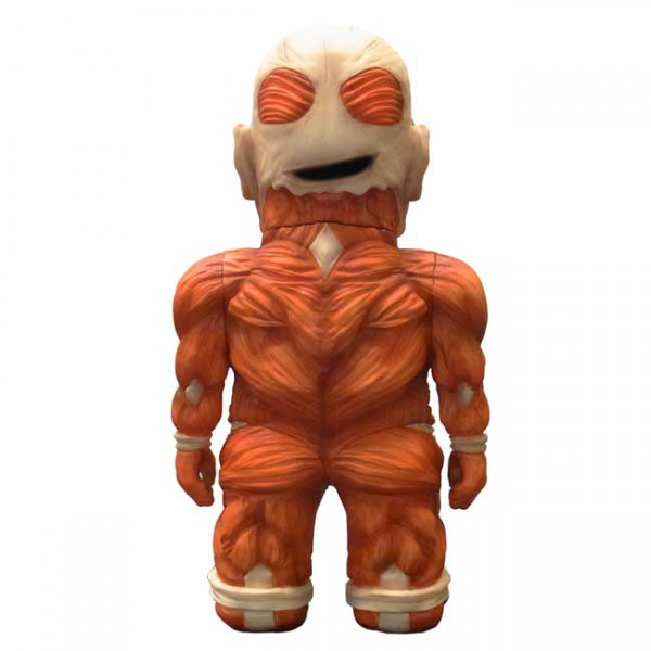 Attack on Titan: Colossal Titan Vinyl-Figur, 23 cm