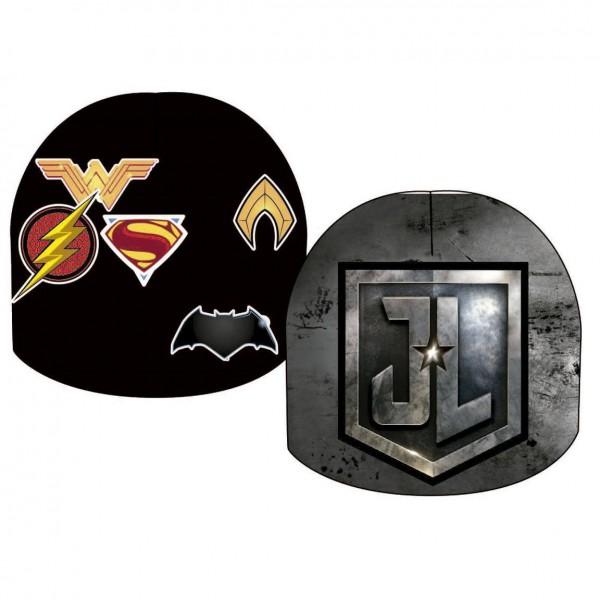 Justice League Premium Mütze Logos