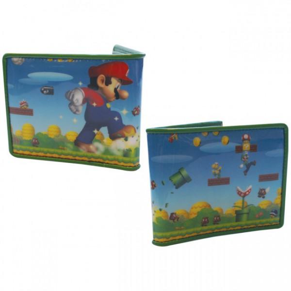 Nintendo Super Mario Bros. Geldbeutel, grün