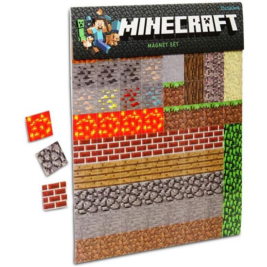 Minecraft Magnete Pack (160 Teile)