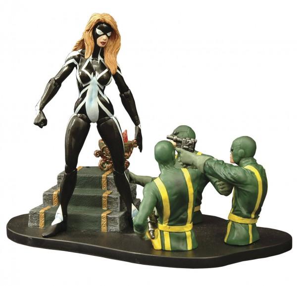 Marvel Select Actionfigur Ultimate Arachne 18 cm
