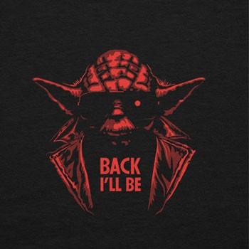 Back I'll be