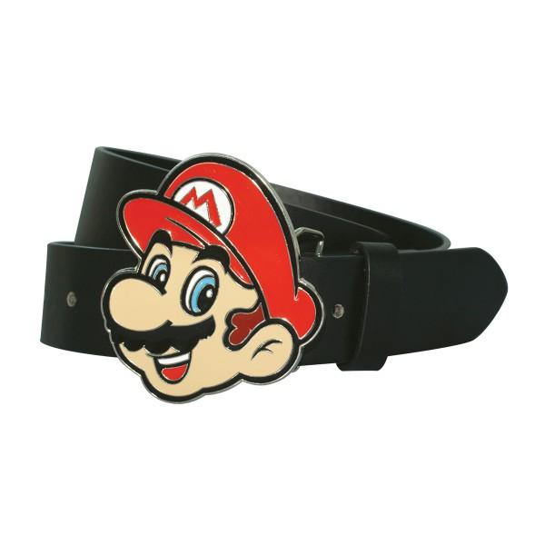 Nintendo Super Mario Face Gürtel